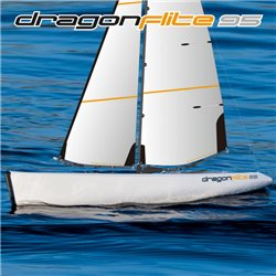 Sailboat RTR 2.4G Dragon Flite 95