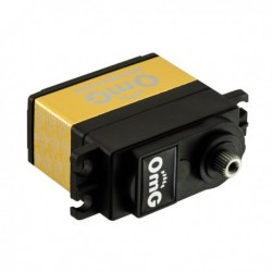 High Voltage High torque Coreless digital servo 20kg 0,18s vid 7,4volt