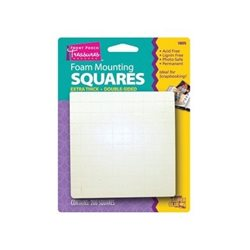 Foam mounting Squares 200pcs X-thick Super Glue