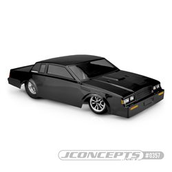 """1987 Buick Grand National, 12.00"""" front and rear width & 13"""" wheelbase"""