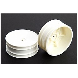 1/10 Buggy Wheel  Front*2pcs(white)