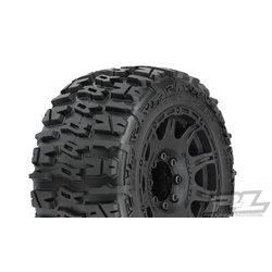"""Trencher LP 3.8"""" on Wheels with Removable Hex (2)"""