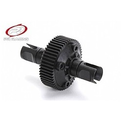 Bevel gear differential