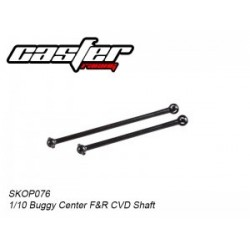 Center Front & Rear CVD Shaft