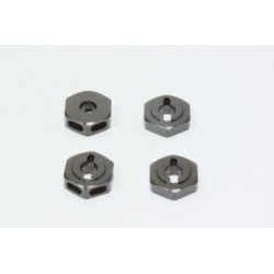 Hexagonal Wheel Stand14mmx4.2mmx4pcs