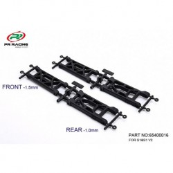 S1-M S1-A- Arms (Front & Rear) x2pcs
