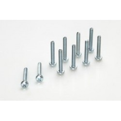 PAN HEAD SCREW M3X20, 10 PCS