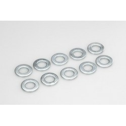FLAT WASHERS 8,4X16MM, 10 PCS