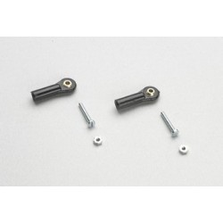 BALL LINK M2 + M1,6 SCREW,2PCS