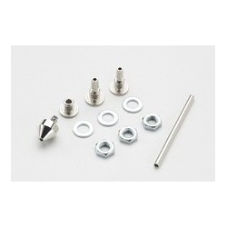 FUEL TANK HARDWARE SET LARGE