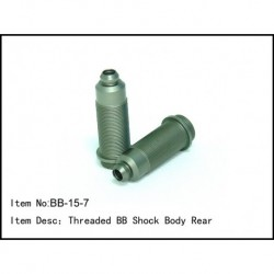 THREADED BIG BORE REAR BODY
