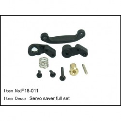 Servo saver full set