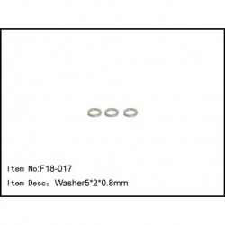 Washer5*2*0.8mm