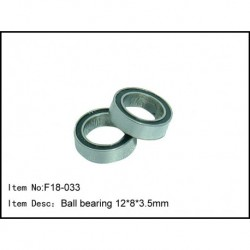 Ball bearing 12*8*3.5mm