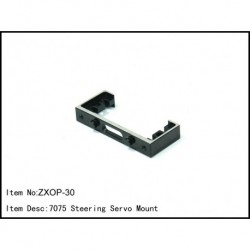 7075 Steering Servo Mount