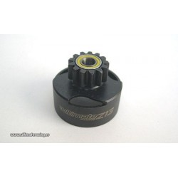 VENTILATED  CLUTCH BELL Z13 WITH BEARINGS