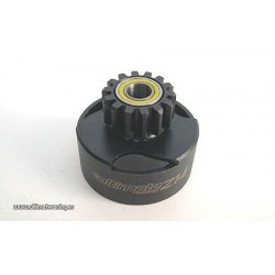 VENTILATED CLUTCH BELL Z14 WITH BEARINGS