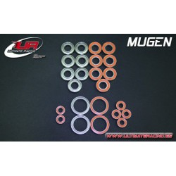 """3S"" MUGEN MBX7R PRO RACING BEARINGS SET (24)"