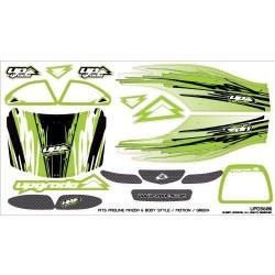 MOTION-GREEN to MAZDA 6 190 & 200MM / SPEED 200MM PROTOFORM BODY