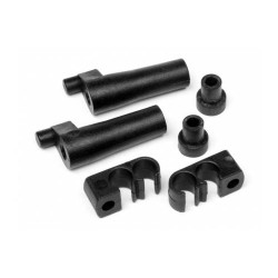 FUEL TANK STAND-OFF AND FUEL LINE CLIPS SET