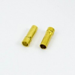 5.0mm BULLET CONNECTOR FEMALE (2pcs)