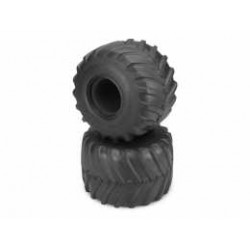 Firestorm - Monster Truck tire - blue compound (fits 2,6x4,0 MT wheel, Clod Buster)