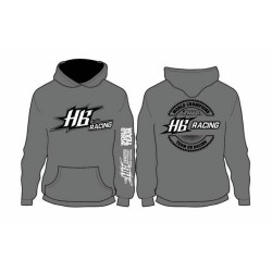 World Team HB Racing Hoodie XL Next Level