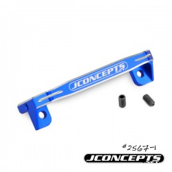 Jconcepts - B6/B6D Servo mount bracket - blue