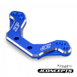 Jconcepts - B6/B6D Rear bull stud mount - blue