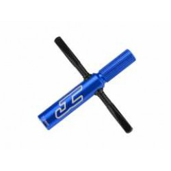 Jconcepts - 7mm Fin quick-spin wrench-blue