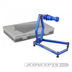 Jconcepts Tire Balancer w/case - blue