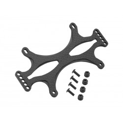 Jconcepts - B6/B6D Carbon Fiber Battery Brace