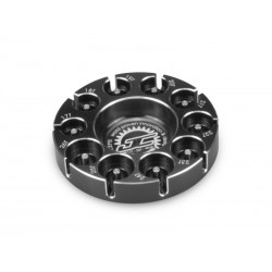 Pinion Puck - modified range, 17-26T 48-P - Black