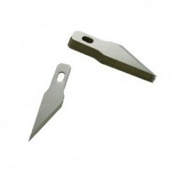 SPARE BLADES FOR LIGHT PRECISION KNIFE (10 pcs.)