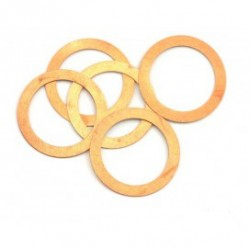M4R HEAD SHIM 0.25mm 21 (5pcs)