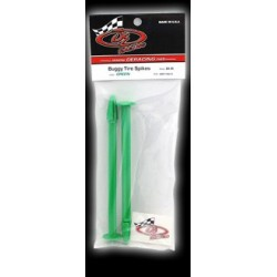 Buggy Tire Spikes (GREEN) 2 Pcs.