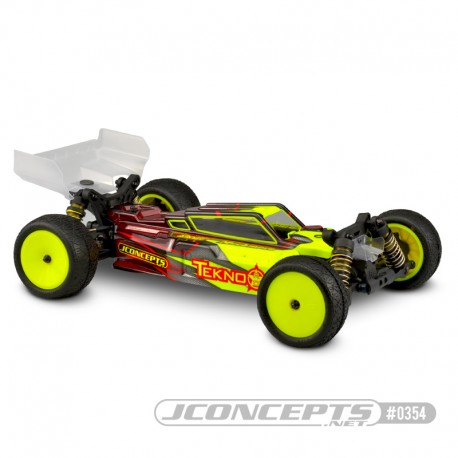 F2 - Tekno EB410 body w/Aero S-Type wing