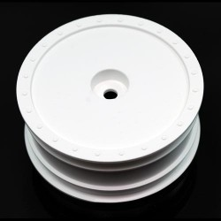 Fits Kyosho RB5 / AE B4 with Hex Conversion / Front / WHITE