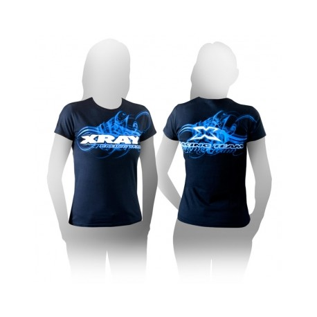 XRAY Team T-shirt Dam (XL)no