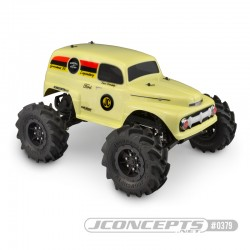 "1951 Ford Panel Traxxas Stampede body ""grandma"""