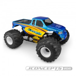 """2008 Ford F-150 SuperCab, MT & Scale body (7.125"""" width & 13.00"""" wheelbase)"""