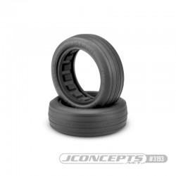 "Hotties - 2.2"" Drag Racing front tire - green compound (Fits - no3385 2.2"" buggy front wheel)"