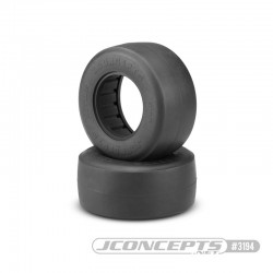 "Hotties - SCT F&R tire - green compound (Fits - no3386 SCT 3.0"" x 2.2"" wheel)"