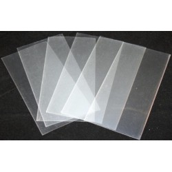 Transparent shinkwrap for Brick Cells (6pcs)
