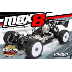 Mugen MBX 8 Offroad car Worlds Edition