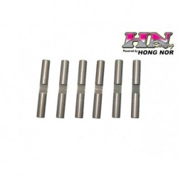 Alum. Diff Cross Pin (Hard-Coated)